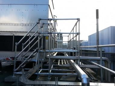 定制化工厂工作平台