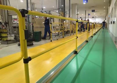 工业防护栏杆国家标准