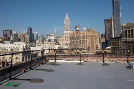 自立式护栏让纽约历史建筑美观又安全
