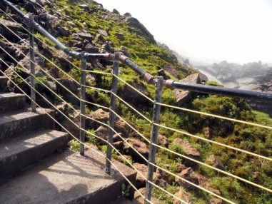 尼亚加拉大瀑布可拆卸安全栏杆
