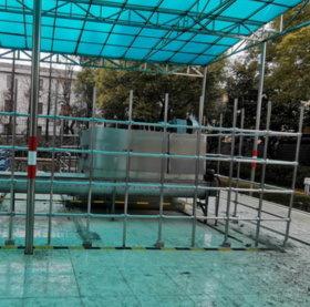 泵站/水池棚架