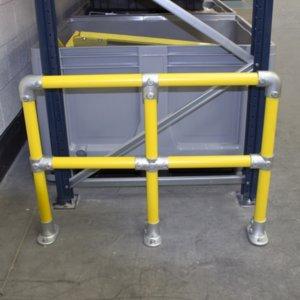 货架护栏 - 高1m x 宽0.75m