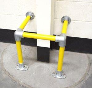结构防护栏 - 0.5m