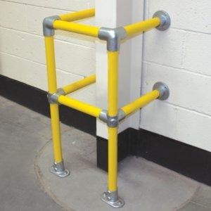 结构防护栏 - 高1m