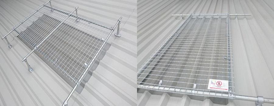 天窗防护网
